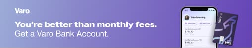 You're better than monthly fees